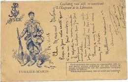 FUSILIER MARIN - Militaria