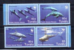 Tuvalu - 2006 - Endangered Species/Pygmy Killer Whale - MNH - Tuvalu