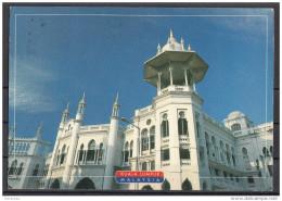 Malesia Kuala Lumpur Rallway Station - Malesia