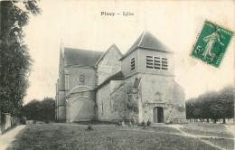 10 - PINEY - Eglise - Autres Communes