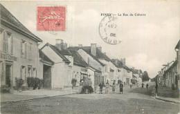 10 - PINEY - Rue Du Calvaire - Autres Communes