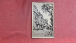 England> London  Park Lane Hotel  Has Stamp & Cancel== == Ref  2299 - London