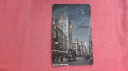 England> London  Night View Temple Bar ,= Ref  2299 - London