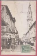 84 - AVIGNON --La Rue De La Porte M......commerces--animé - Avignon