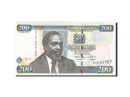 Kenya, 200 Shillings, 2010, 2010-07-16, NEUF - Kenia