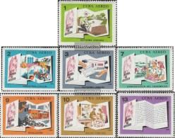 Kuba 1186-1192 (completa Edizione) MNH 1966 Realizzazioni Il Revolution - Kuba