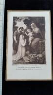Chromo, Image Religieuse, Communion, Bouasse - Images Religieuses