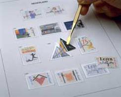 DAVO 7446 Luxus Index Briefmarkenalbum Polen I 1860-1944 - Album & Raccoglitori