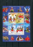 Belarus 2010  Prize Winners Of Olympic Games Beijing CHINA - Hiver