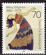 ALLEMAGNE  N°   1133   * *    Danse Mary Wigman - Dance
