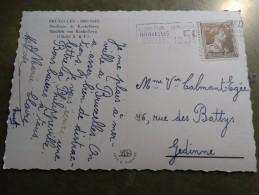 "Flamme""exposition Universelle -BRUXELLES-1958"""