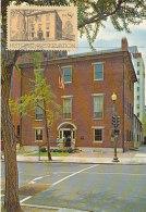 D24622 CARTE MAXIMUM CARD FD 1971 USA - DECATUR HOUSE WASHINGTON CP ORIGINAL - Architecture