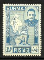 BURMA..1948..Michel # 89..MLH. - Burma (...-1947)