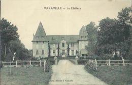 5673 CPA Varaville - Le Château - France