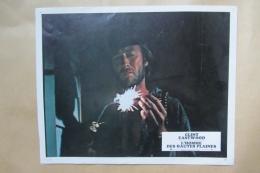 Affichette De Cinéma Clint Eastwood L'homme Des Hautes Plaines - Afiches