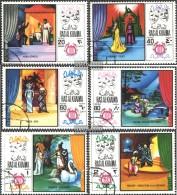 Ras Al Chaima 281A-286A (completa Edizione) Usato 1969 Scene Fuori Opere - Ra's Al-Chaima