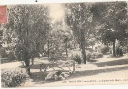 -93- MONTREUIL SOUS BOIS Le Square De La Mairie TTBE - Montreuil