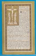 Bidprentje Van Maria Theresia Vleminckx - Leest - Duffel - 1805 -1913 (108 Jaar) - Images Religieuses
