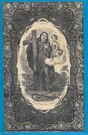 Bidprentje Van Maria Josepha Van Aarsen - Antwerpen - 1771 - 1872 (100 Jaar) - Images Religieuses
