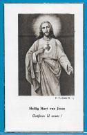 Bidprentje Van Victoria Geybels - Vorst St-Gertrudis - Vorst St-Niklaas - 1848 - 1948 (100 Jaar) - Images Religieuses