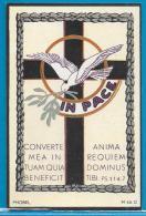 Souvenir Pieux De Joseph Henriet - Fleurus - Hal - 1903 - 1946 - Devotion Images