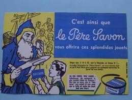 PERSAVON C'est Ainsi Que Le Père SAVON ( Details Zie Foto ) ! - Produits Ménagers