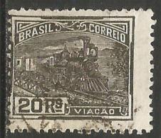 BRESIL - N° 164 - Oblit - - Brésil