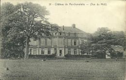 MARCHOVELETTE, Château De Machovelette -(Vue Du Midi) - Belgique