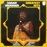 * LP *  SARAH VAUGHAN - GREATEST HITS  (Holland 1961 EX!) - Jazz