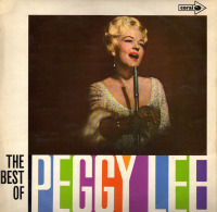 * LP *  THE BEST OF PEGGY LEE Vol.2 (England 1970 On Coral) - Jazz