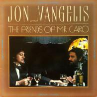 * LP *  JON And VANGELIS - THE FRIENDS OF MR CAIRO (Holland 1981 EX-!!!) - Disco, Pop