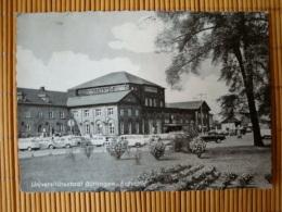 Göttingen, Bahnhof, Gelaufen 1961 - Gares - Sans Trains