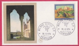 FDC Italia 1979 Orvieto - F.D.C.