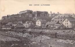 57 - BITCHE : La Forteresse - CPA - Moselle - Bitche