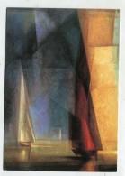 PAINTING - AK 275957 Lyonel Feininger - Stiller Tag Am Meer III - Peintures & Tableaux