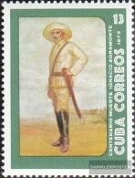 Kuba 1873 (completa Edizione) MNH 1973  Agramonte - Nuevos