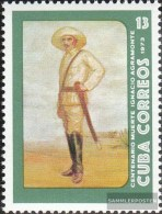 Kuba 1873 (completa Edizione) MNH 1973  Agramonte - Kuba