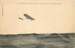 10 - SAINT LYE - Aérodrome - Aviation - Daucourt - Monoplan Blériot - Francia