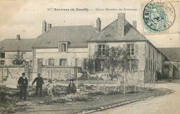 10 - SAINT MARTIN De BOSSNAY - - Francia