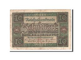 Allemagne, 10 Mark, 1920, KM:67a, 1920-02-06, TB - [ 3] 1918-1933 : Weimar Republic