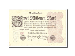 Allemagne, 2 Millionen Mark, 1923, KM:104a, 1923-08-09, TTB - 2 Millionen Mark