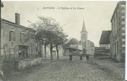 ARTAIX - L'église Et La Place - Otros Municipios