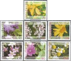 Schweiz 1820-1826 (completa Edizione) Usato 2003 Piante Medicinali - Switzerland