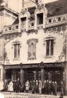 """La """"Select Tavern"""", Rue De L'Etape,en 1908. (Manque En Bas à Gauche) - Reims"""