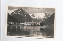BALHOLMEN 1407 KVIKNE HOTEL - Norvège