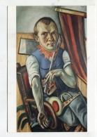 PAINTING - AK 275991 Max Beckmann - Selbstbildnis Als Clown - Peintures & Tableaux