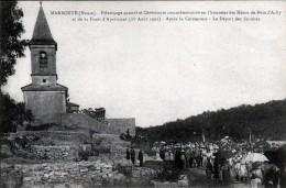 55, MARBOTTE, PELERINAGE ANNUEL ET CEREMONIE COMMEMORATIVE EN L'HONNEUR DES HEROS DU BOIS D'AILLY... - Autres Communes