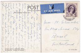 CP1167 Rhodesia Zimbabwe Victoria Falls Nice Stamp - Zimbabwe