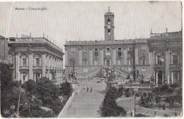 Italy, Rome, Roma, Campidoglio, Unused Postcard [18331] - Roma (Rome)