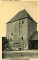 Cpa 71 Anzy Le Duc La Tour Du Chateau - Otros Municipios
